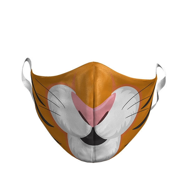 MASK TIGER CARTOON ADULT