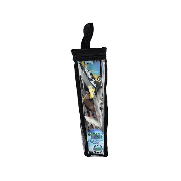 OCEAN QUEST AQUATIC ANIMAL TUBE