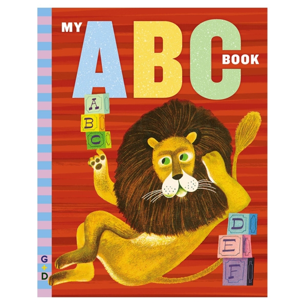 MY ABC BOARD BOOK