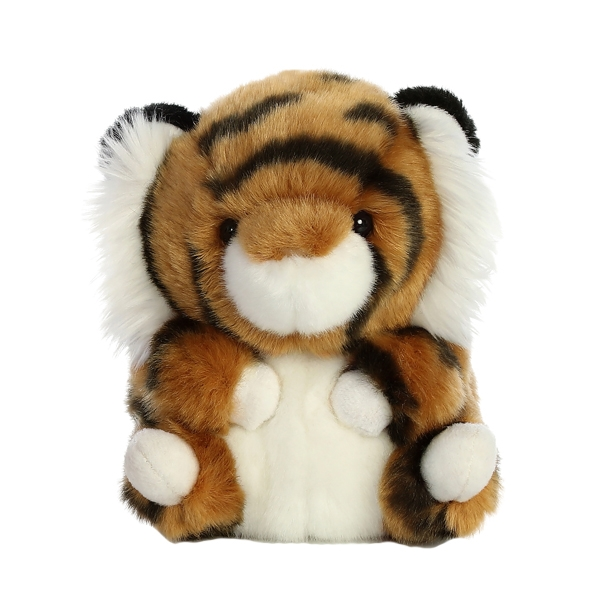 TERRIFIC TIGER ROLLY PLUSH