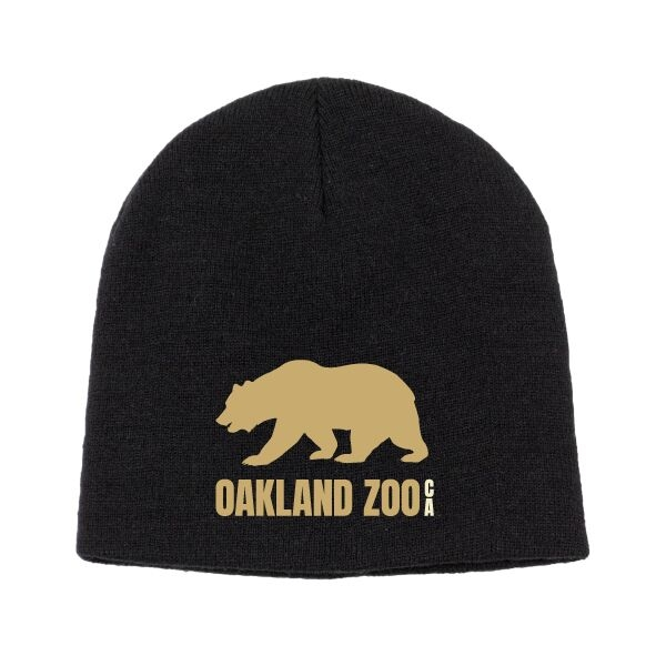 BEANIE OAK ZOO BEAR