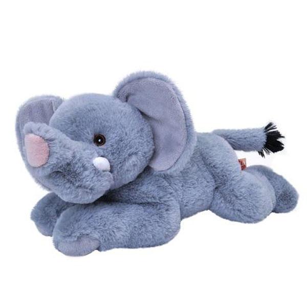 AFRICAN ELEPHANT ECOKINS PLUSH