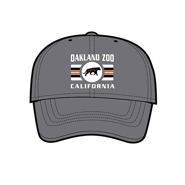 ADULT BASEBALL CAP  BAJA TIGER