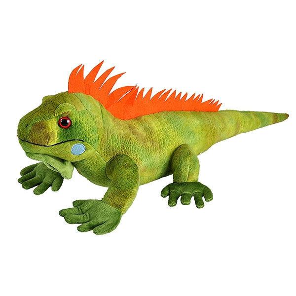IGUANA STUFFED ANIMAL - 15""