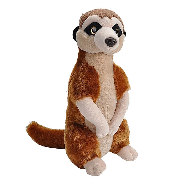 MEERKAT STUFFED ANIMAL - 12""
