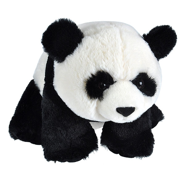 PANDA STUFFED ANIMAL - 12""