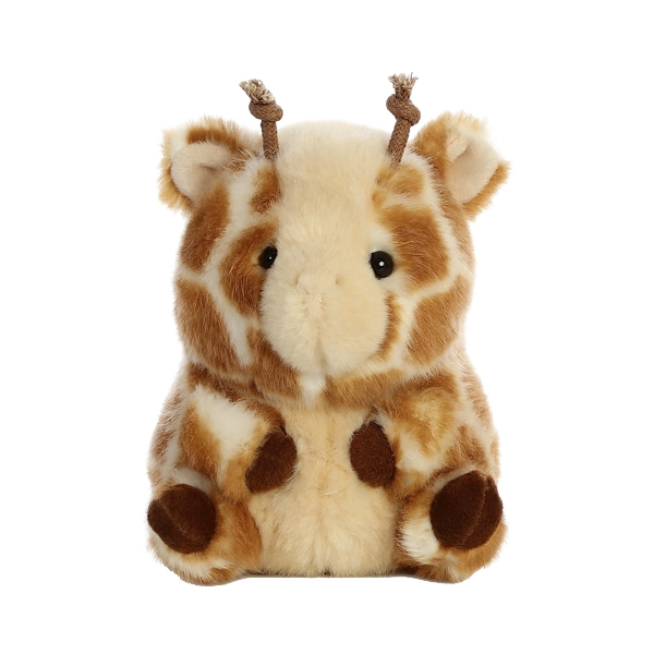 GIMINY GIRAFFE ROLLY PLUSH
