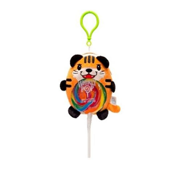 TIGER PLUSH LOLLIPOP