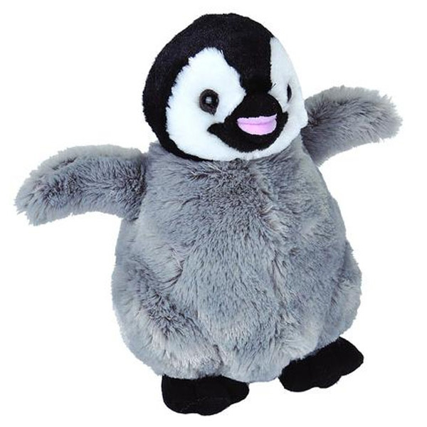 PLAYFUL PENGUIN STUFFED ANIMAL - 12""