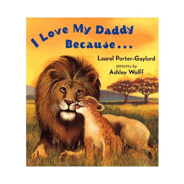LOVE MY DADDY BOOK