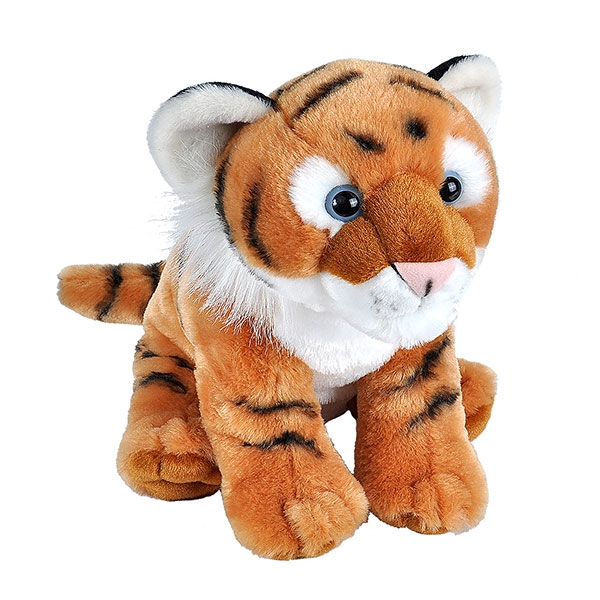 TIGER CUB STUFFED ANIMAL - 12""
