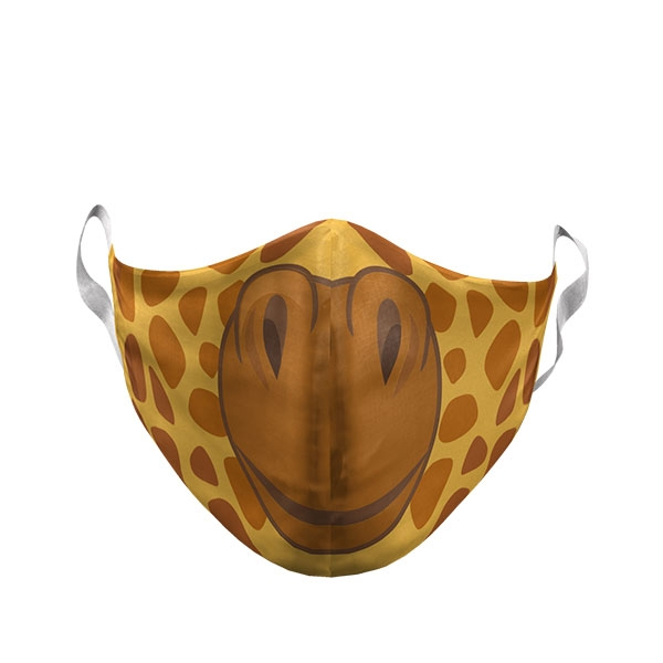 MASK GIRAFFE CARTOON ADULT-YOUTH